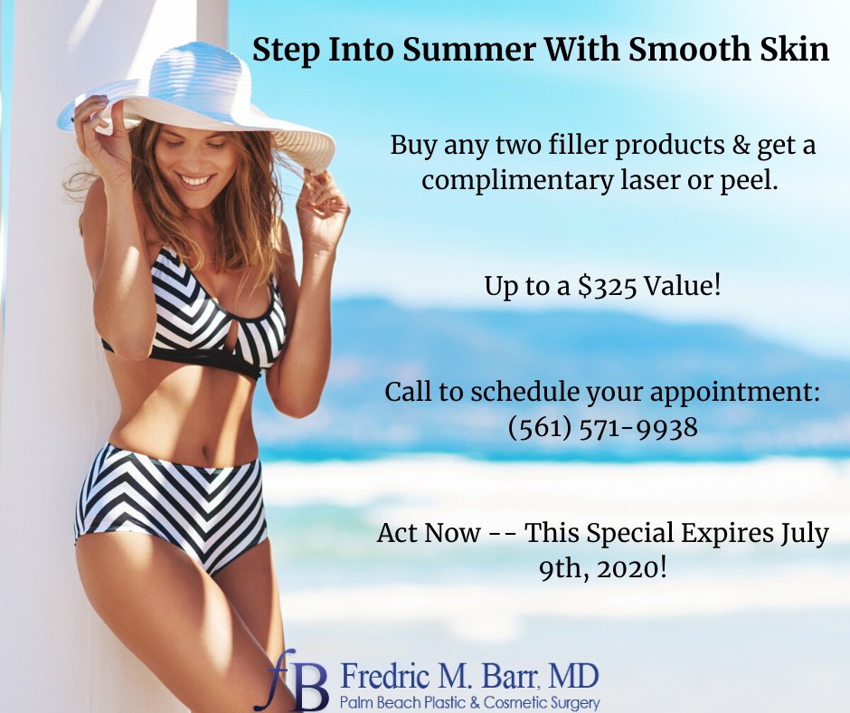 Step Into Summer With Smooth Skin